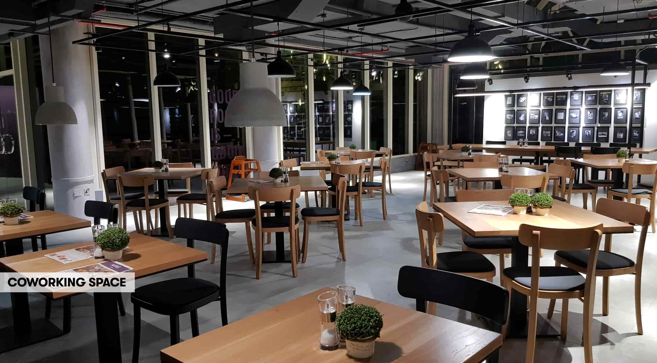 Impact Hub Dubai Coworking space