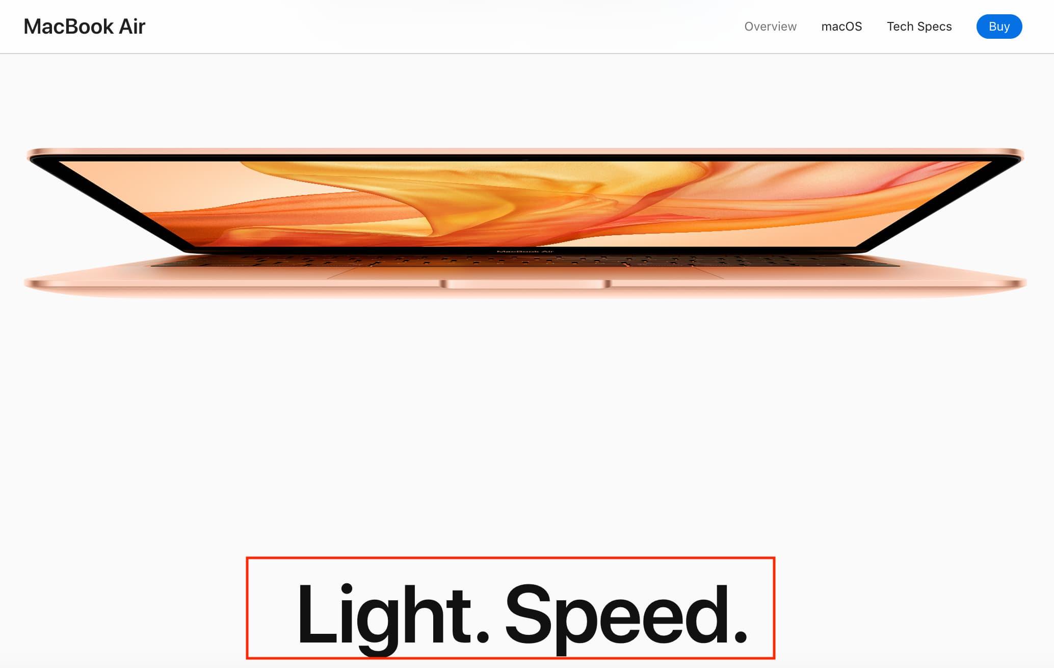 Apple value proposition design